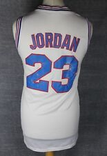 Jordan #23 Tune squad baloncesto Camiseta Camisa Mens Space Jam pequeño Champion poco