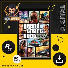 Grand Theft Auto V / GTA 5 - Rockstar Games Key / PC Game