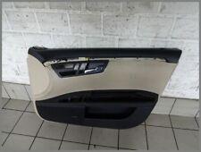Mercedes W221 Türverkleidung Türpappe Vorne Rechts 2217201879 8L74 Comobeige