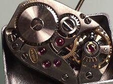 NEW OLD STOCK DOXA 5 1/4 WIND-UP WRISTWATCH MOVEMENT CALIBER 1210
