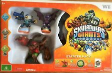 Skylanders Giants Game Giants Wii Starter Pack Wii NISB Rare! TREE REX JETVAC