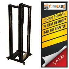 19 INCH OPEN SERVER CABINETS 32U DOUBLE FRAME 600 (W) x 600 (D) x 1600 (H)