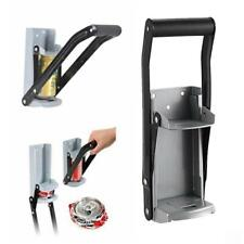 16oz Can Crusher Recycling Tool Wall Mounted 500ml Beer Tin Bottle Opener Tools