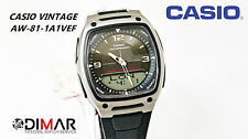 CASIO Collection AW-81-1A1VEF ANALOG/DIGITAL