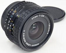 NIKON Ais E 35mm 2.5