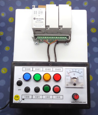 Allen Bradley Micro820 Programmable Ccw Plc Trainer Micro800 Training Kit
