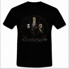 Carach Angren Where the Corpses Sink Forever black metal T-shirt S M L XL 2XL
