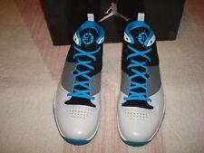 Jordan Fly Wade Basketball Shoes, Size 10.5 (2011)--Blue/White-Black