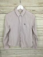 Women's Abercrombie & Fitch Shirt - UK12 - Striped - Great Condition