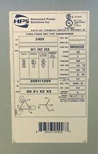 HAMMOND POWER SOLUTIONS NMK045DB TRANSFORMER