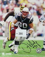 Den Klecko Original Authenticated Autographed Photo NFL, Three Super Bowl Rings