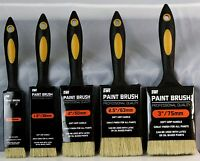 Paint Brushes Professional Quality Decorating Painting Size 1' 1.5' 2' 2.5' 3'4'