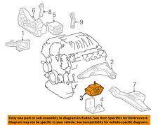 Mercedes MERCEDES-BENZ OEM G55 AMG-Engine Motor Mount Torque Strut 4602407018