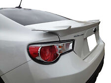 SPOILER FOR A SUBARU BRZ FACTORY STYLE 2013-2017