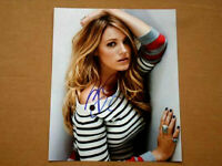 """BLAKE LIVELY 8x10 Signed Photo Autographed -""""GOSSIP GIRL"""""""