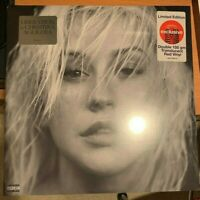 Christina Aguilera Liberation Limited Edition Translucent Red Vinyl LP