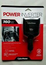 CYBERPOWER 160W POWER INVERTER