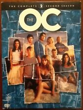 The O.C. Season Two complete 2nd year DVD box set + booklet TV Ben McKenzie
