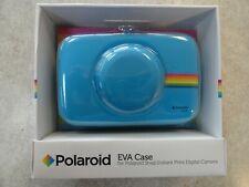 BRAND NEW Polaroid EVA Case for Polaroid Snap Instant Print Digital Camera -Blue