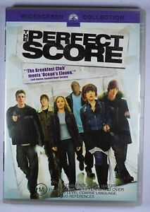 The Perfect Score DVD FREE POST