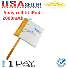 Sony 2000mAh Battery Upgrade Replace for iPod Classic Video 30 60 80 120 160GB