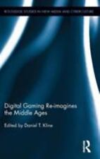 Digital Gaming Re-Imagines The Middle Ages (routledge Studies In New Media An...