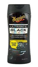 MEGUIAR'S MEGUIARS Ultimate Black Plastik Kunstoff Pflege Reiniger 355 ml