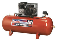 Sealey SAC1203B 200lt Compressor 3hp 13.4 CFM