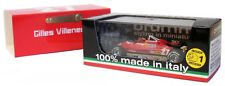 Brumm Ferrari 126C2 Turbo #27 Long Beach USA GP 1982 - Gilles Villeneuve 1/43
