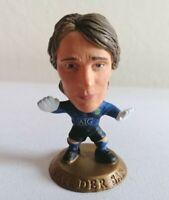 Van Der Sar Manchester United Corinthian Microstar Figure GOLD Base mc11907