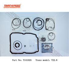 722.6 Transmission Rebuild kit Overhaul Seal For MERCEDES Transpeed T14102A