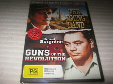 The Young Lad + Guns of the Revolution - Brand New & Sealed - DVD - R4