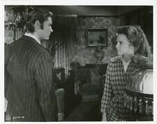 PETE DUEL PETER DEUEL SARA LANE THE VIRGINIAN ORIGINAL 1967 NBC TV PHOTO