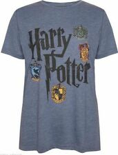 Primark Polyester Crew Neck Harry Potter T-Shirts for Women