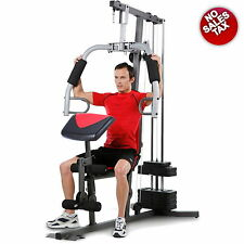 Home Exercise Machine Weider 2980 Gym Strength Training Workout Equipment 214 lb