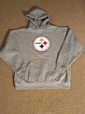 Pittsburgh Steelers Gray Sweatshirt XL NWT