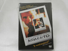 Memento DVD Guy Pearce, Carrie-Anne Moss  Sealed