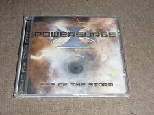 POWERSURGE - eye of the storm  CD