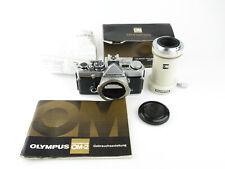 Olympus OM-2n SLR Spiegelreflexkamera + OM-Mount Photomicro Adapter L