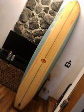 """Vintage Rich Reed 8'11"""" Single Fin Surfboard"""