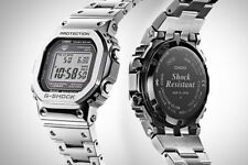Casio G-Shock GMW-B5000D-1ER Limited Edition Full Metal 35th Anniversary