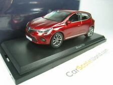 RENAULT CLIO 2019 1/43 NOREV (FLAMME RED)