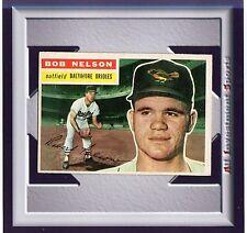 1956 Topps BOB NELSON #169 NM **superb baseball card for your set** M99C