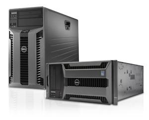 Dell PowerEdge T610 - Xeon Tower E5603 @1.60 GHz 2 x 146GB 2 x 250GB PER H700
