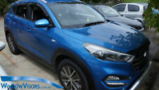 PREMIUM Window Visors WeatherShields weather shields for Hyundai Tucson 2015-19
