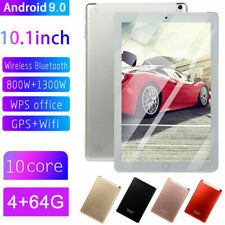 10.1 Bluetooth WIFI/4G-LTE HD IPS PC Tablet Android 9.0...