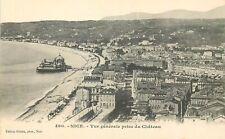 CP NICE VUE GENERALE PRISE DU CHATEAU - E 19276