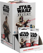 Covert Missions Booster Box - Star Wars Destiny - New in Shrink!