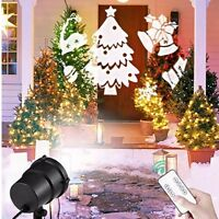 Christmas Projector Light Outdoor Waterproof LED