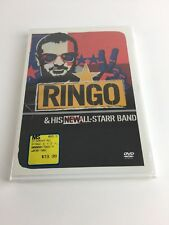 Ringo & His All-Starr Band (DVD, 2002) #11907